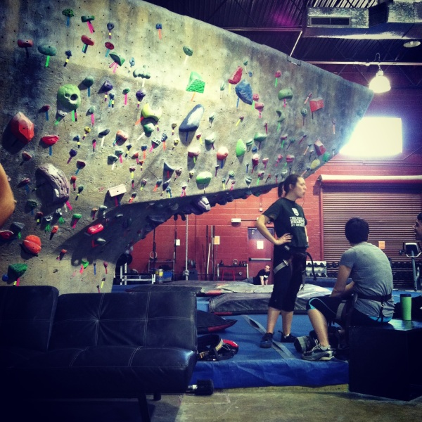Sportrock Climbing Center